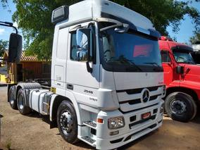 Mercedes-benz Mb Actros 2546 Ls 6x2 - Trucado - 2014/2014