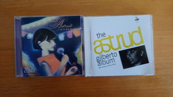 Astrud Gilberto Album / The Diva Series - 2 Cds
