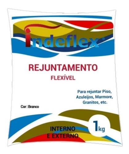 Rejuntamento Branco 1kg Indeflex