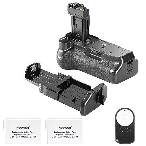 Nuevo Repuesto De Empuñadura De Batería Bg E8 Para Canon 550