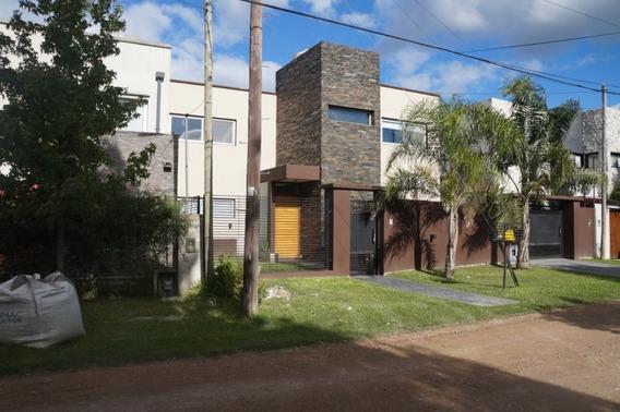 Villa Del Plata, Casa Nueva, Apta Para Cuarentena