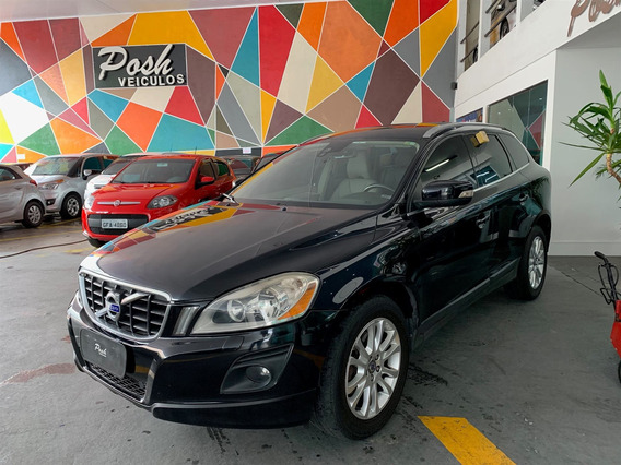 Volvo Xc60 3.0 T6 Top Awd Turbo Gasolina 4p Automático