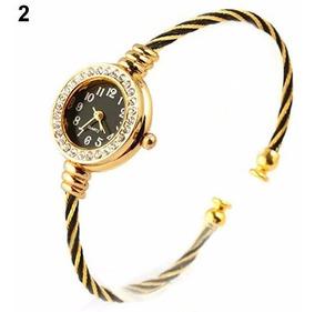 Relógio De Pulso Feminino - Bracelete - Na Caixa Presente