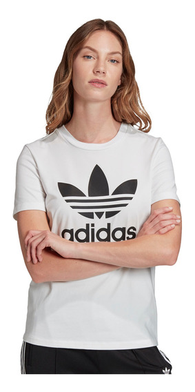 Remera adidas Originals Trefoil -fm3306