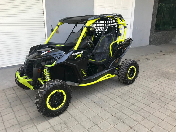 Can Am Maverik 1000 Turbo Xp 2015 (impecable)