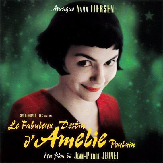 Soundtrack Amelie Pelicula Nuevo Cerrado Original Stock