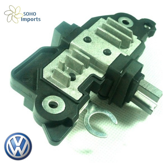 Regulador De Tensão/voltagem Do Alternador Volkswagem