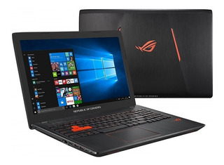 Laptop Asus Rog Gamer Gl553vd I7 7700 8gb 1tb