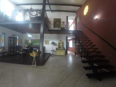 Casa Com 5 Quartos À Venda, 422 M² Por R$ 1.800.000,00 - Recreio Dos Bandeirantes - Rio De Janeiro/rj - Ca0040