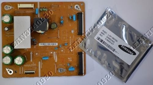 Placa Z-sus X-main Pl43d490 Lj41-09478a Kit Reparo Original