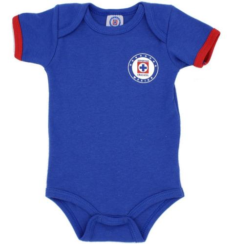 Pañalero Cruz Azul Futbol Original Ropa Bebé