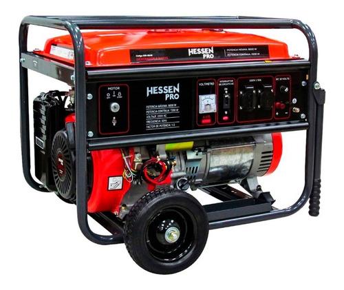 Generador 8000w Hessen C/arranque Electrico - Ferrejido