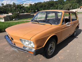 Volkswagen Brasília Raridade