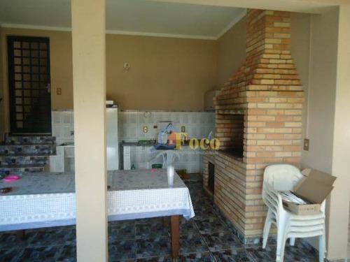 Chácara Com 3 Dormitórios À Venda, 2350 M² Por R$ 1.100.000,00 - Loteamento Santo Antônio - Itatiba/sp - Ch0006