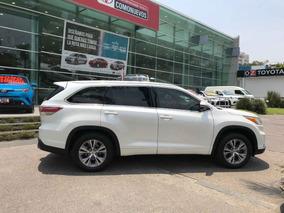 Toyota Highlander 5p Xle V6/3.5 Aut 2015 Crédito