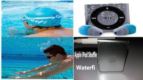 Apple iPod Shuffle Waterfi Leia Descrição .