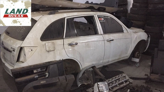 Lifan X60 -2014 Sucata Para Retirada De Peças