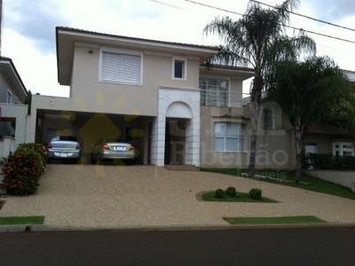 Casa À Venda No Condomínio Guaporé Por R$2.300.000,00 Agende Sua Visita (16) 3235 8388 - Cc00249 - 2917379