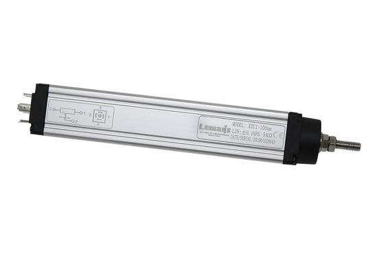 Regua Potenciometrica 300mm Transdutor Linear De Posição