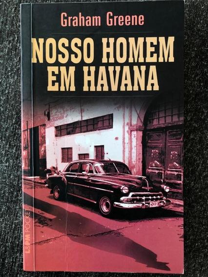 Livro Nosso Homem Em Havana
