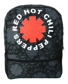 Mochila Red Hot Chilli Peappers