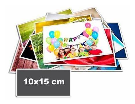 Imagem 1 de 2 de Revele 10  Fotos 10x15