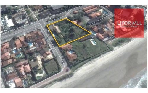 Imagem 1 de 18 de Área À Venda, 4700 M² Por R$ 8.000.000,00 - Centro - Itanhaém/sp - Ar0014