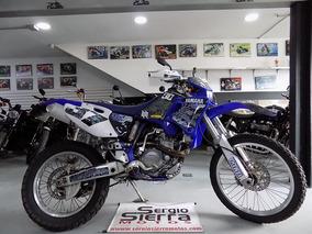 Yamaha Wr400 Azul 2000