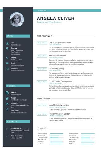 Imagem 1 de 8 de 72 Currículos Editaveis + 40 Cartas De Apresentação + Fontes