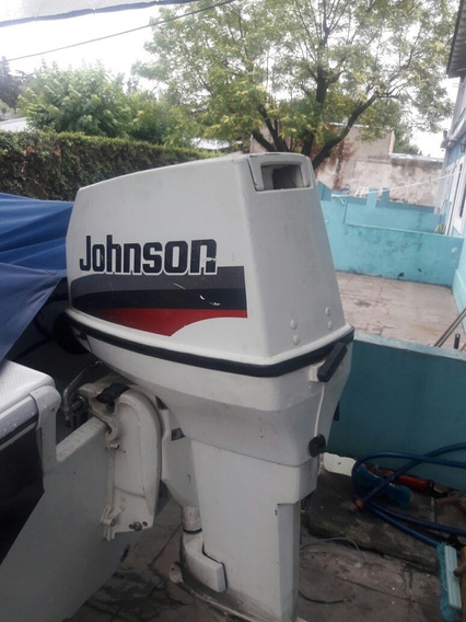 Motor Fuera De Borda Johnson 40 Hp