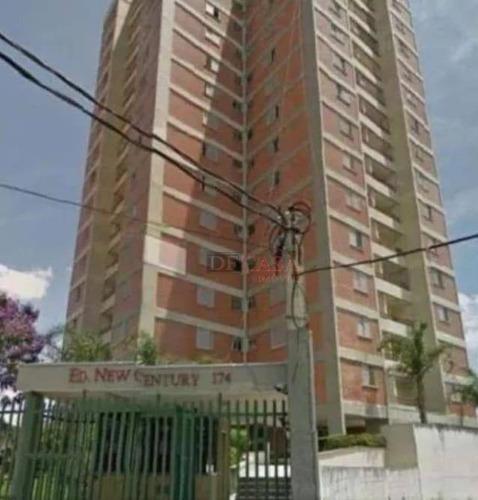 Imagem 1 de 12 de Apartamento Com 2 Dormitórios À Venda, 63 M² Por R$ 315.000,00 - Ermelino Matarazzo - São Paulo/sp - Ap5631