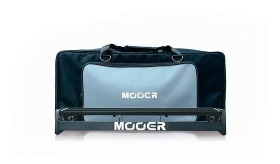 Plataforma Para Pedal Mooer Pedalboard Tf20s - Com Bag