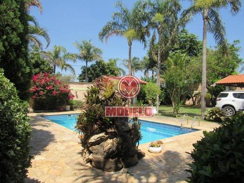 Imagem 1 de 30 de Chácara Com 3 Dormitórios À Venda, 1032 M² Por R$ 800.000 - Campestre - Piracicaba/sp - Ch0177