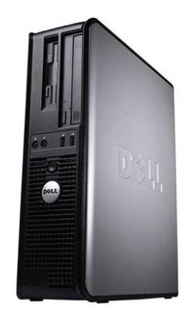 Computador Dell Core 2 Duo / 4gb / Hd 500