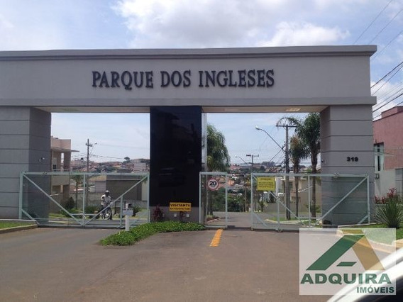 Terreno Em Condomínio No Condominio Parque Dos Ingleses - 635-v