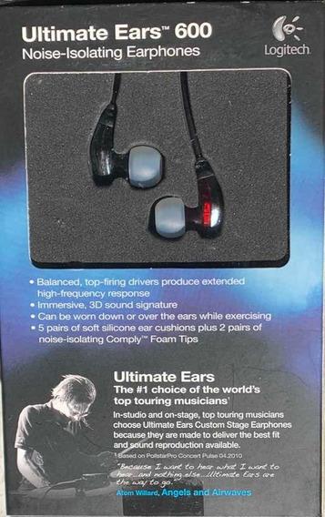 Fone In Ear Ultimate Ears 600