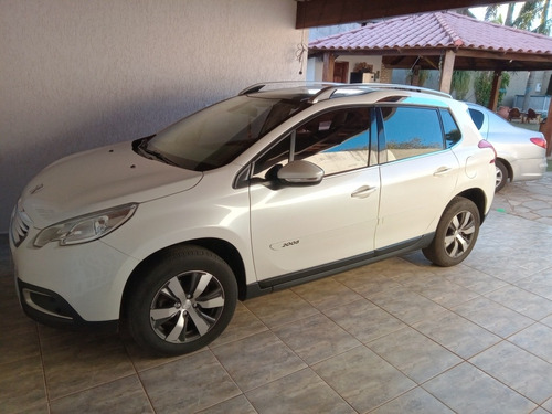 Imagem 1 de 13 de Peugeot 2008 2016 1.6 16v Griffe Flex Aut. 5p
