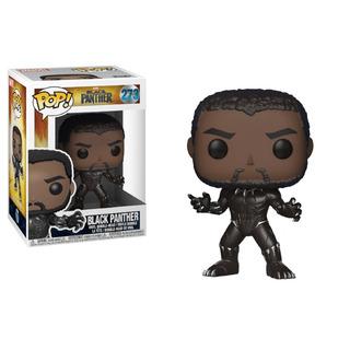 Funko Pop Black Panther Marvel - 15% Off