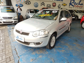 Fiat Palio Weekend 1.4 Attractive Flex 5p 2015