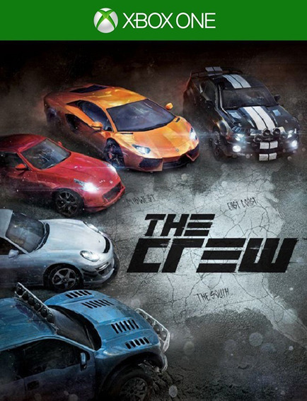 The Crew - Xbox One 25 Digitos