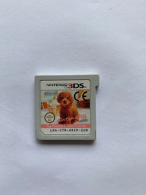 Jogo Nintendogs+cats Nintendo 3ds Eur Seminovo