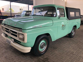 Ford F100 Twin Ben 1969
