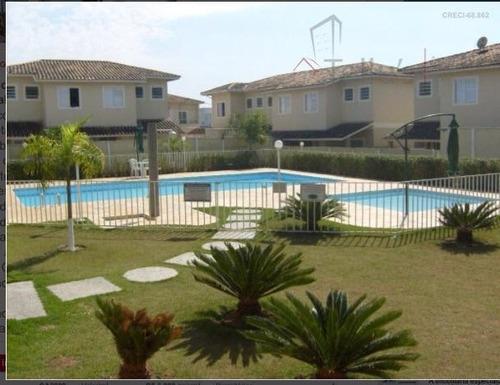 Sobrado Com 4 Dormitórios À Venda, 98 M² Por R$ 490.000 - Condomínio Village Salermo - Sorocaba/sp - Ca0818
