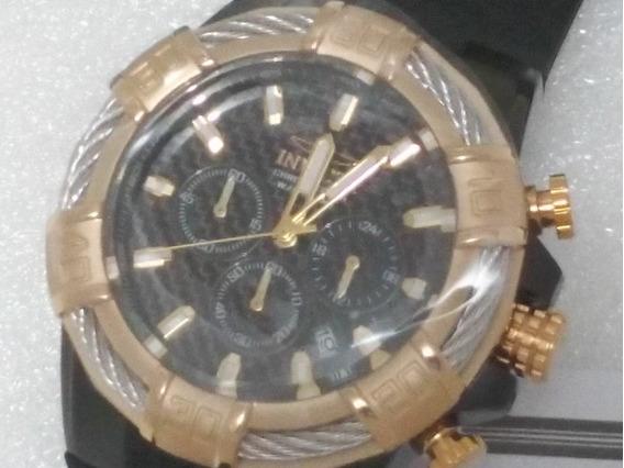 Relógio Invicta Bolt 25687, Masculino, 2 Tons Original