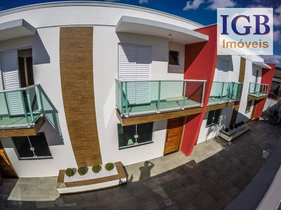 Sobrado Com 2 Dormitórios À Venda, 70 M² Por R$ 471.000,00 - Imirim - São Paulo/sp - So0440