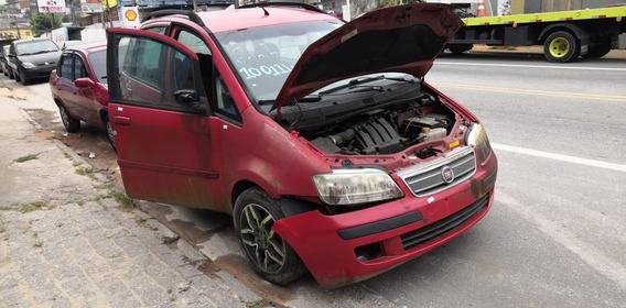 Fiat Idea Elx Flex 2009 2010 (sucata Somente Peças)