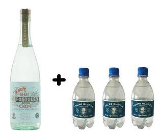 Gin Apóstoles 700ml. + 3 Tónicas Pulpo Blanco 350ml. Envíos!