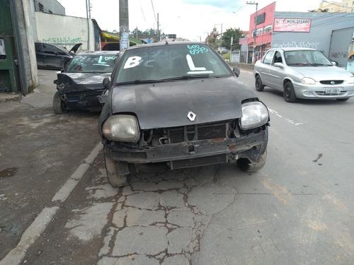 Imagem 1 de 14 de Renault Clio 1.0 16v Sucata Somente Peças