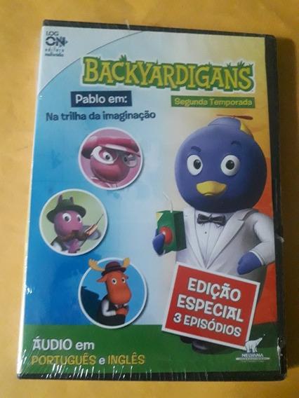 Dvd Backyardigans - Segunda Temporada