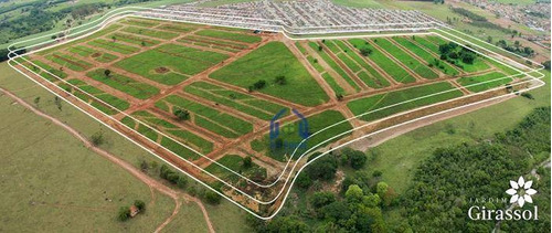 Terreno À Venda, 160 M² Por R$ 55.000,00 - Loteamento Jardim Girassol - Mirassol/sp - Te1503